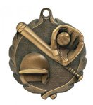 Wreath Softball Medal All Trophy Awards