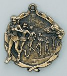 Wreath Cross Country Female Medal All Trophy Awards