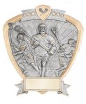 Signature Series Lacrosse Shield Award All Trophy Awards