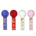 Equestrian Rosette Award Ribbon All Trophy Awards