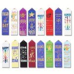Peaked Cut Scholastic Award Ribbon Baseball Trophy Awards