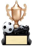 Cup Theme Series Soccer Cup Resin Trophy Awards