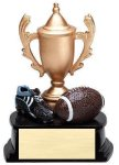 Cup Theme Series Football Cup Resin Trophy Awards