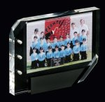 Corporate Acrylic Photo Frame Award Employee Awards