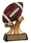 Football Shooting Star Resin Trophy Shooting Star Resin Trophies