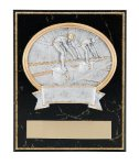 Swimming Resin Plaque Mount Award Victory Trophy Awards